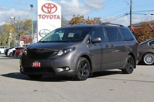 2012 Toyota Sienna LE   -LEATHER/FOGLIGHTS 7-PASS