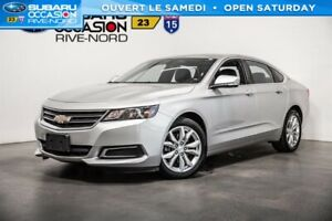 Chevrolet Impala LT 1LT MAGS+BLUETOOTH+SIEGES.CHAUFFANTS 2017