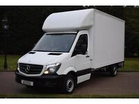 Mercedes-Benz Sprinter Luton 313 cdi 130bhp with 500k tail lift