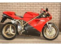 DUCATI 916 SUPER SPORTS 996 748 TERMIGONI EXHAUST