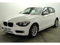 2014 BMW 1 Series 116D SE Diesel white Manual