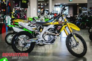 2018 Suzuki RM-Z450 - Pre-Owned, CONSIGNMENT!