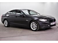 2013 BMW 5 Series 520D SE Diesel grey Manual
