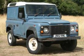 Land Rover Defender 90 200 TDI Hard Top