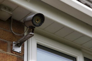 Security Cameras Installation at Commercial Sites