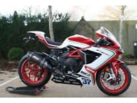 MV AGUSTA F3 675 RC EURO 4 MVA REPARTO CORSE SC PROJECT LIMITED EDITION F3 675RC