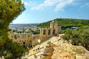Greece Long Stay with Air from Saint John 23 Days in 2018