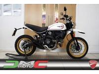 2017 Ducati Scrambler Desert Sled Ex-Demo 150 Miles | £147 Deposit £147 pcm