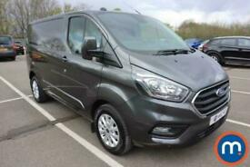 2020 Ford Transit Custom 2.0 EcoBlue 170ps Low Roof Limited Van Van Diesel Manua
