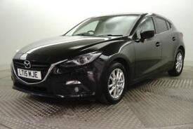 2015 Mazda 3 SE-L Petrol black Automatic