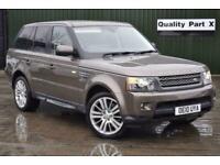 2010 Land Rover Range Rover Sport 3.6 TD V8 HSE 5dr for sale  North London, London