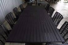 New 9 Piece Adriatic Extendable Dining Setting Delivery Available Maroochydore Maroochydore Area Preview