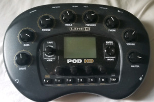 Line 6 Pod Hd | Buy or Sell Used Amps & Pedals in Ontario