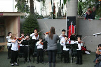 Group Violin Music Lessons for Kids aged 6-10