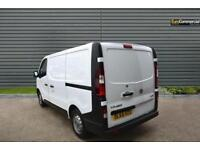 2014 Vauxhall Vivaro 1.6 CDTi 2900 L2H1 Panel Van 5dr Diesel white Manual