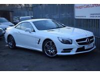 2014 Mercedes-Benz SL SL350 Coupe Convertible 3.5 306 SS AMG Sport 7GT Petrol wh