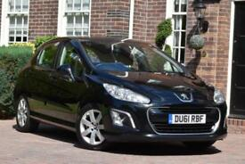 '61' Peugeot 308 1.6HDi ( 92bhp ) Active 5dr A/C Diesel Turbo FACE/LIFT MODEL!