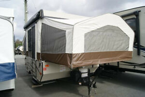 2017 Forest River Rockwood Tent Camper Freedom 1604OLTD