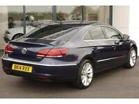 2014 Volkswagen CC 2.0 TDI BlueMotion Tech GT 4dr