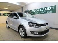 Volkswagen Polo 1.2 MATCH EDITION 60PS [2X SERVICES and DAB RADIO]