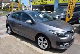 GOOD CREDIT CAR FINANCE AVAILABLE 2013 63 RENAULT MEGANE 1.5 DYNAMIQUE TOMTOM