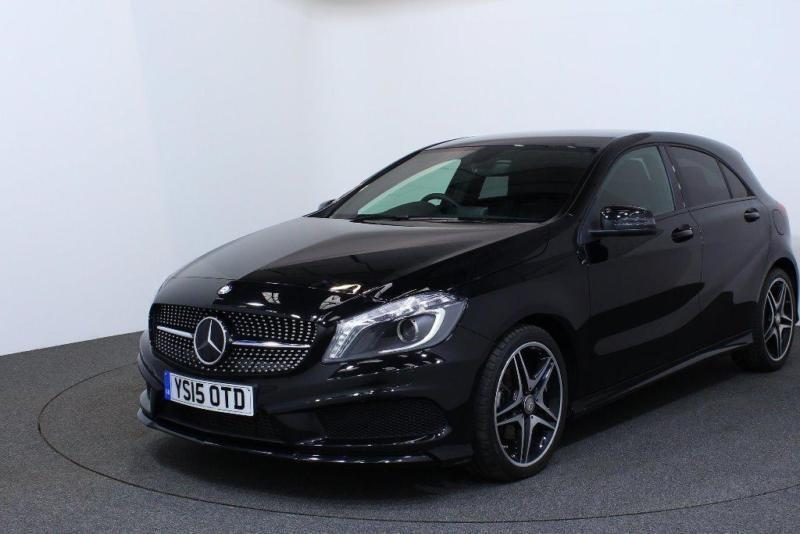 2015 mercedes benz a class 2 1 a200 cdi amg night edition. Black Bedroom Furniture Sets. Home Design Ideas