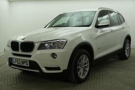 2014 BMW X3 XDRIVE20D SE Diesel white Automatic