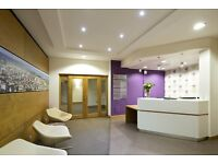 Flexible EH2 Office Space Rental - Edinburgh Serviced offices