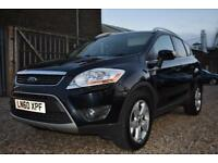 BAD CREDIT CAR FINANCE AVAILABLE 2011 60 Ford Kuga 2.0TDCi
