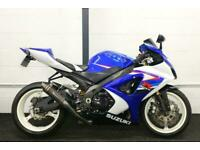 SUZUKI GSXR1000 K7 ** Racefit Exhaust - Seat Cowl - Tinted Screen **