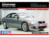 2011 BMW 3 Series 2.0 320d M Sport 2dr Coupe Diesel Manual