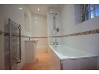 Spacious and bright 2 double bedroom 1st floor flat in Islington.