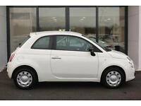 2015 Fiat 500 1.2 Pop 3dr (start/stop)
