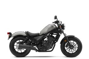 2018 Honda Rebel300 ABS