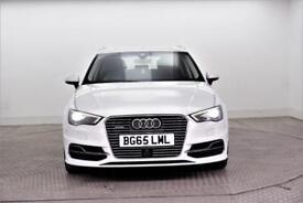 2016 Audi A3 SPORTBACK E-TRON PETROL/ELECTRIC white Semi Auto