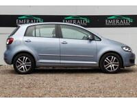 2011 61 VOLKSWAGEN GOLF PLUS 1.6 BLUEMOTION SE TDI 5D 103 BHP DIESEL