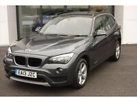 2013 BMW X1 2.0 20d EfficientDynamics sDrive 5dr