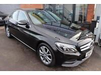 Mercedes C220 BLUETEC SPORT-CRUISE CONTROL-LEATHER UPHOLSTERY-REVERSE CAMERA