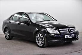 2012 Mercedes-Benz C Class C220 CDI BLUEEFFICIENCY EXECUTIVE SE Diesel black Aut