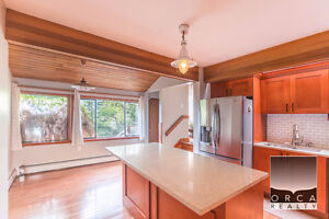 $6000(ORCA_REF#3265S)*** NEWLY RENOVATED UPPER LONSDALE 6 BDRM H
