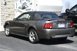 2002 Ford Mustang Convertible Convertible,GT