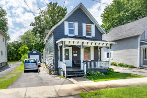 1 1/2 Storey Home, Investment Opportunity!