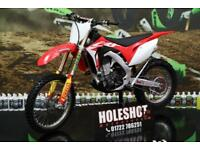 2017 HONDA RX 450 ENDURO BIKE ROAD REG, NEW REAR TYRE