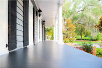 DECK REPAIR / PAINTING AVAILABLE NOW!