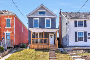 Locke Street Duplex FOR SALE! Live in one & rent the other!