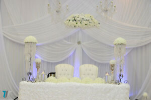olivia's wedding decoration packages,Chair Covers starting at $1 Windsor Region Ontario image 1