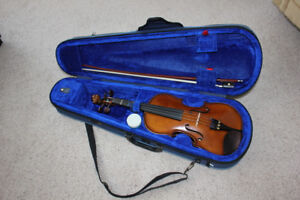 1/2 Size Stentor Student I Violin/Fiddle Outfit
