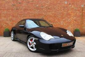 2002 Porsche 911 3.6 996 Carrera 4S AWD 2dr