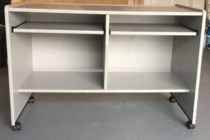 LARGE OFFICE/UTILITY TABLE
