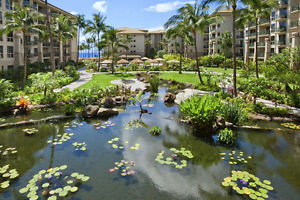 MARVELOUS MAUI IN FALL: Westin Kaanapali Villas! EXCEPTIONAL!